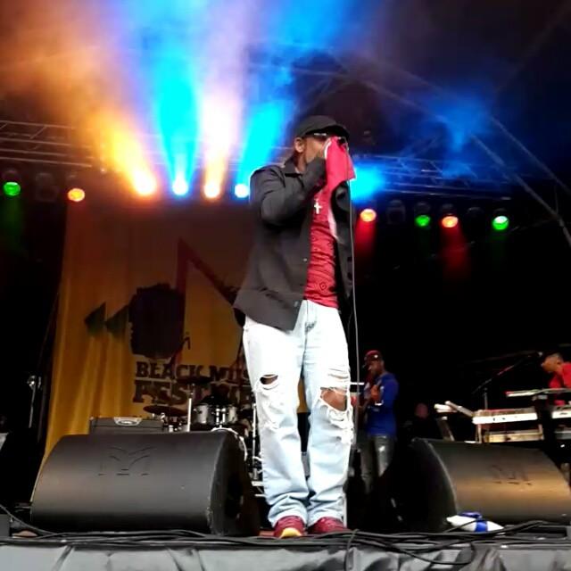 #BlackMusicFes2015
