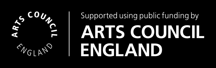 This is supported and funded with public money from the arts council