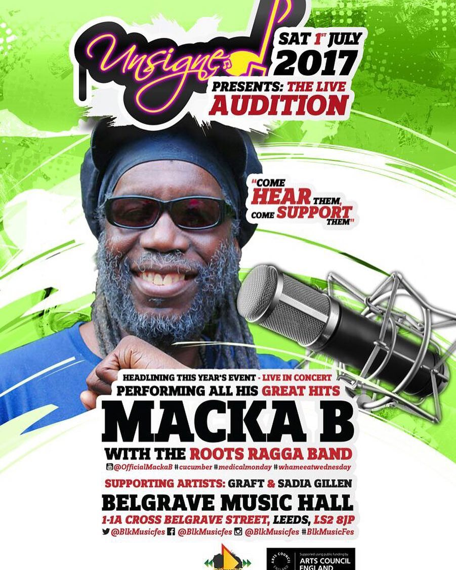 With seats filling up fast make sure you're purchasing your ticket ASAP ! £7 Early Bird £12 Standard (Plus booking fee)Don't miss out on your chance to see the hottest Artists that Leeds has to offer Purchase your ticket by clicking the link below http://www.theticketsellers.co.uk/tickets/unsigned-live-auditions/10043868?ref=let_aft